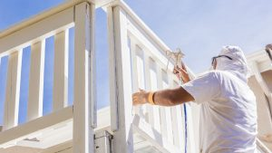 Home Services Exterior Painting Services